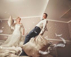 結婚式前準備のケンカは付き物!?