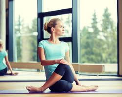 柔らかい女性らしい体を作る為のストレッチ法