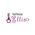 Nail Rounge Ellie