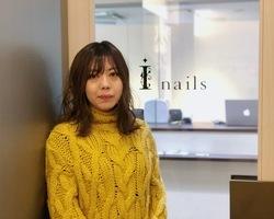 """中途入社から店長兼プレスネイリストへ。""""やってみたいを形にできる""""仕事とは?I-nails group 岩橋結菜さん"""